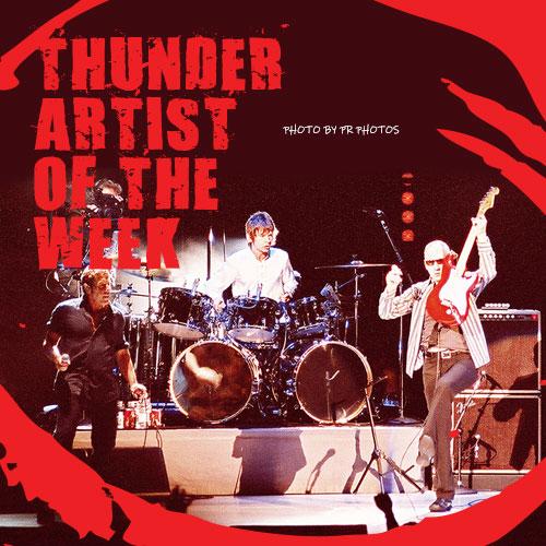 ThunderArtistofTheWeek500x500TheWho