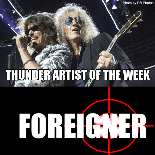 Foreigner AOW